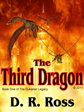 Third Dragon Book Cover