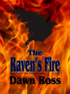 The Raven's Fire by Dawn Ross