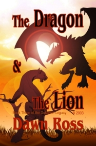 The Dragon and the Lion by Dawn Ross