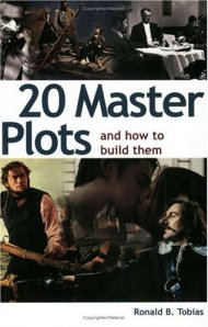 20 Master Plots Book Cover
