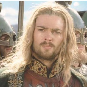 Karl Urban - Eomer de Lord Of The Rings trilogy