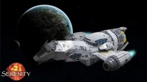 Lego Firefly Serenity