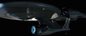 Star Trek Enterprise Ship