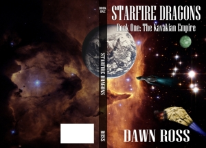 Starfire Dragons Book Cover