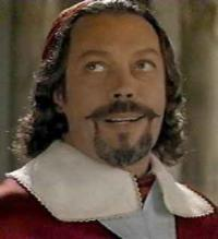 Cardinal Richelieu of the Three Mustketeers
