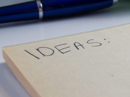 Ideas for Writing a Book