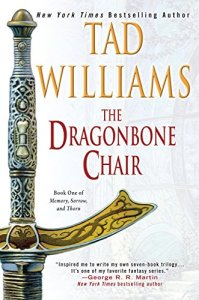 Dragonbone Chair ebook cover